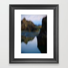 Thankful For The Morning Framed Art Print