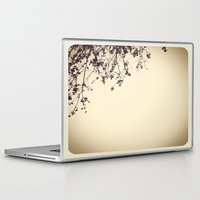 silhouette Laptop & iPad Skins featuring Silhouette by Skye Zambrana