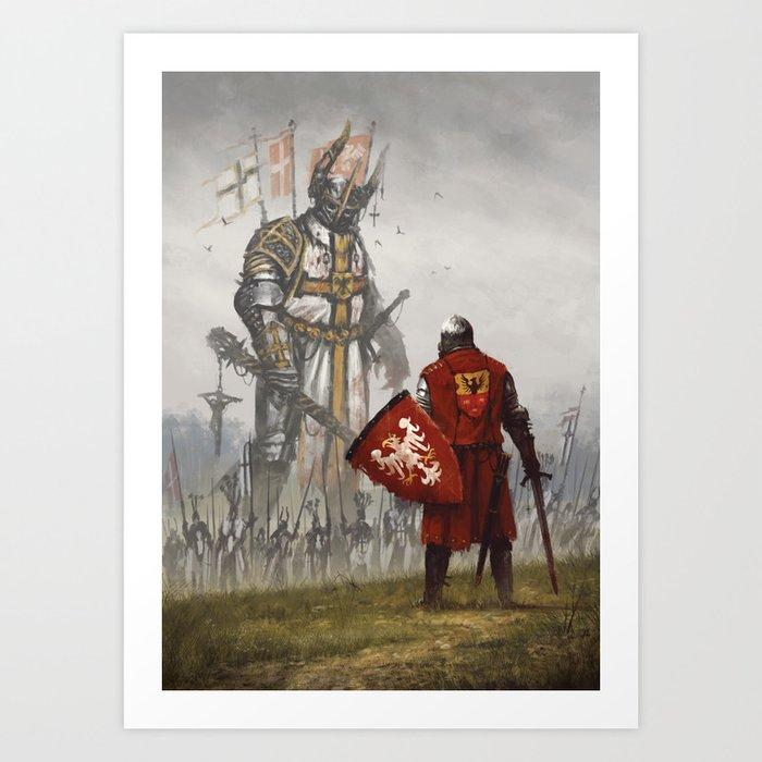 1410 Art Print
