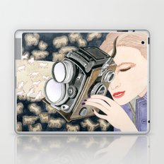 Capture The Moment Laptop & iPad Skin