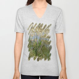 Beauty in the Everglades Unisex V-Neck