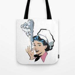 Wake and Bakerswoman Tote Bag