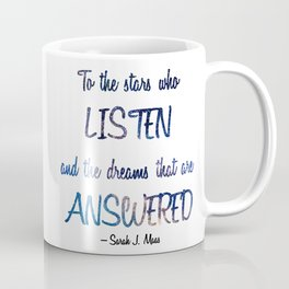 Stars and Dreams Coffee Mug