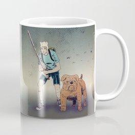 Time for Adventuring Coffee Mug