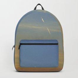 Sunset, Amalphi coast, Italy Backpack
