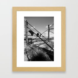 Mill District Framed Art Print