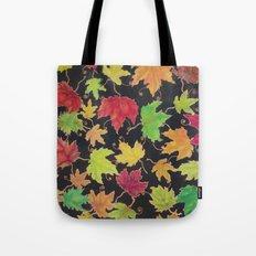 Margits autumn leaves Tote Bag