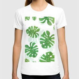 Tropical Vibes Collection: Monstera deliciosa II T-shirt