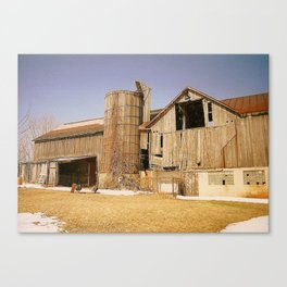 The Farm Canvas Print