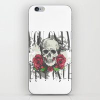 yolo iPhone & iPod Skins featuring YOLO by Danielle Beach