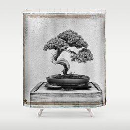 Deformity Reified Shower Curtain