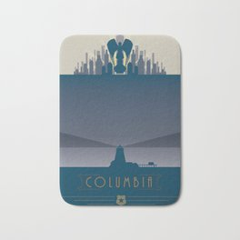 Bioshock Infinite: Columbia Bath Mat
