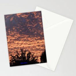 Atmospherics Number 2: Sunset from Costco San Dimas Stationery Cards