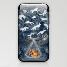 GHOSTS  iPhone & iPod Skin