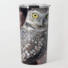 Burrowing owl 6 Travel Mug