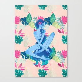 Tropical Feel - Tropical Bliss Canvas Print