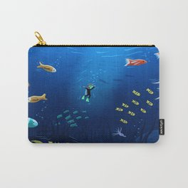 Ocean Diver Carry-All Pouch