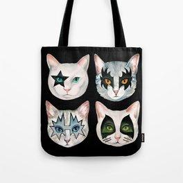 HISS CATS Tote Bag