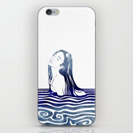 Water Nymph VIII iPhone Skin