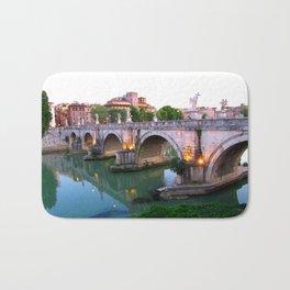 Ponte Sant'Angelo Bath Mat