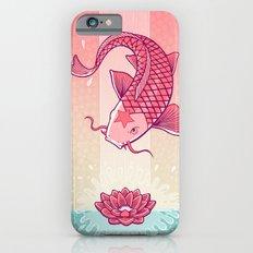 Perseverance // Koi & Lotus Slim Case iPhone 6s