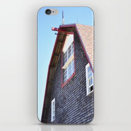 Deer Isle Series: Edgewood Barn iPhone Skin