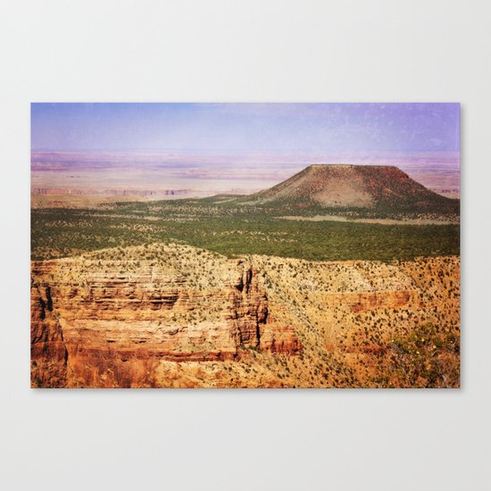 Wild West Canvas Print