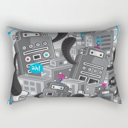 Must destroy the city - Revisited Rectangular Pillow