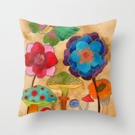 Astarte Throw Pillow