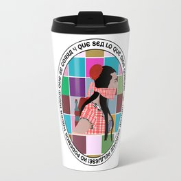 Rossy Amordazada Travel Mug