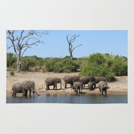 Elephant Safari Rug
