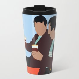 Kidnapping Caucassian Style Travel Mug