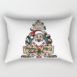 Merry XMas Rectangular Pillow
