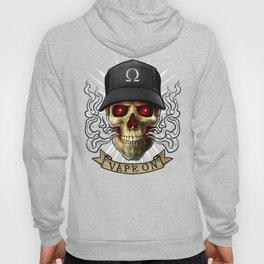 Vaping Skull - Vape On - Cloud Chaser - Vaper Hoody