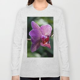 Queen of Flowers Long Sleeve T-shirt