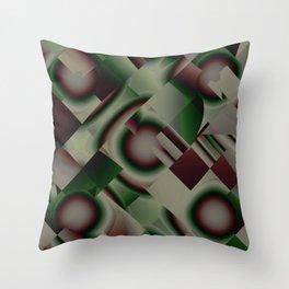 PureColor 2 Throw Pillow