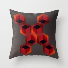 Tango in Buenos Aires Throw Pillow