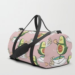 Together We Make a Perfect Hummus Duffle Bag