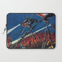 War of the Worlds 1 Laptop Sleeve