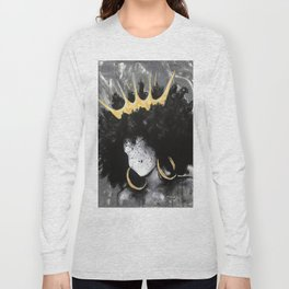 Naturally Queen III Long Sleeve T-shirt