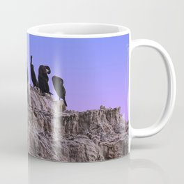 Out Of Danger: Bird Rock Coffee Mug