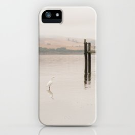 Taking Our Time iPhone Case