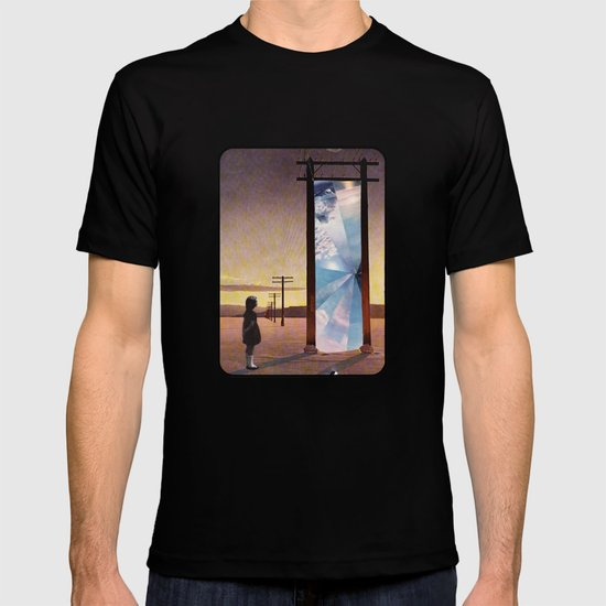 The broken window T-shirt