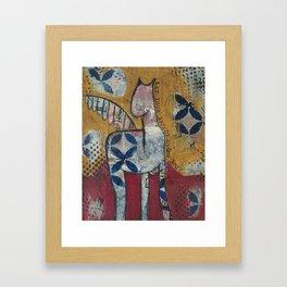 Let Your Spirit Guide You  Framed Art Print