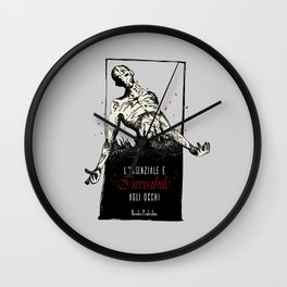 What Is Essential Wall Clock
