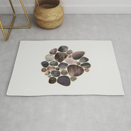 Rock Collection 1 Rug