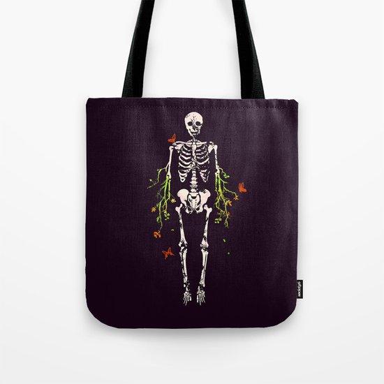 Dead is dead Tote Bag
