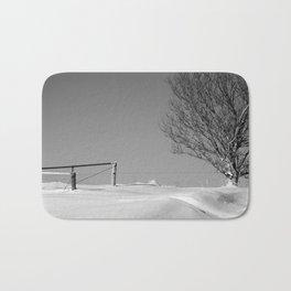 Winterscape Bath Mat