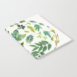 Circle of Leaves Notebook