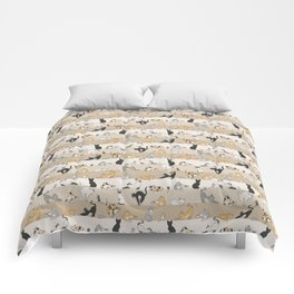 Cat & Mouse Comforters